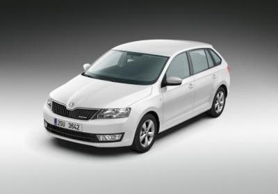 Skoda Rapid Spaceback GreenLine