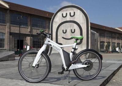 Smart ebike alla Fabbrica del Vapore di Milano