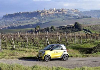 Smart Fortwo Turbo Twinamic