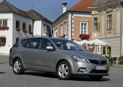 station wagon economiche 2012 Kia Cee'd
