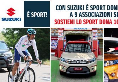 """""""Suzuki è Sport"""""""