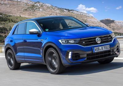 Volkswagen, la nuova crossover sportiva T-Roc R