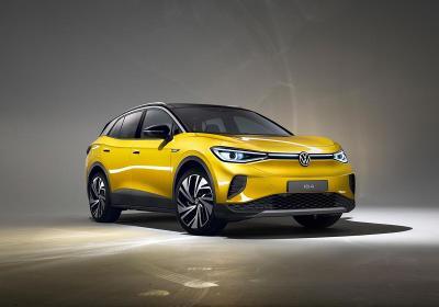 Volkswagen, la Suv elettrica ID.4