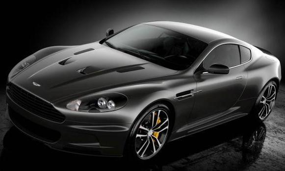 Aston Martin DBS Coupè Ultimate Edition