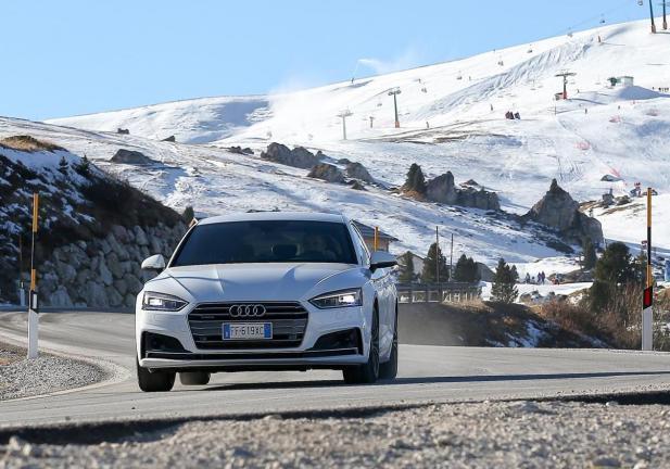 Nuova Audi A5 Sportback  I Prezzi Per L U2019italia