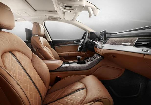 Audi A8 exclusive concept interni