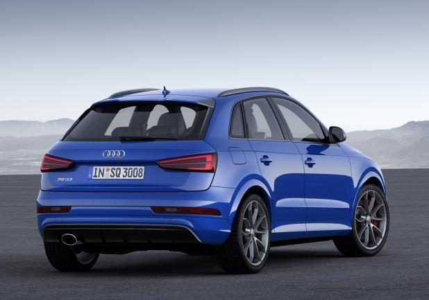 Audi RS Q3 Performance posteriore