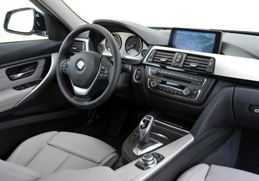 BMW Active Hybrid 3 interni