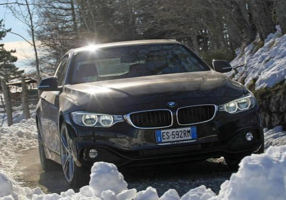 BMW Serie 4 Coupé xDrive