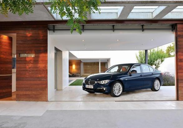 BMW Serie 3 berlina Luxury
