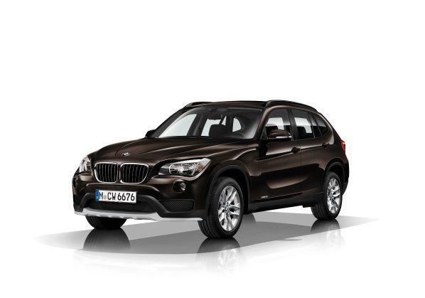 BMW X1 sDrive18i Sparkling Brown metallic