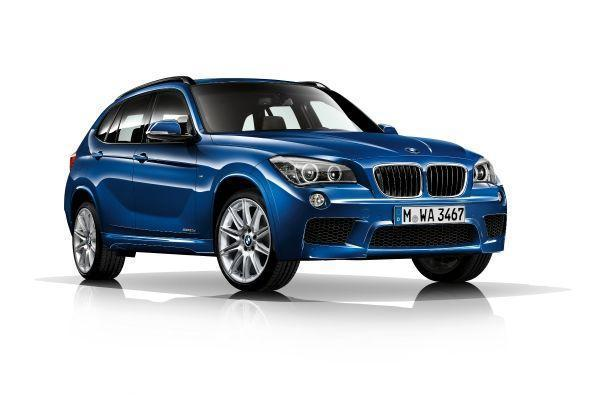 BMW X1 sDrive20d Le Mans Blue metallic