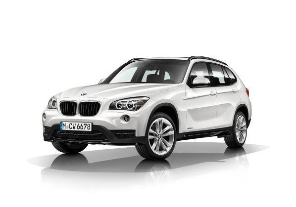 BMW X1 xDrive28i Mineral White metallic