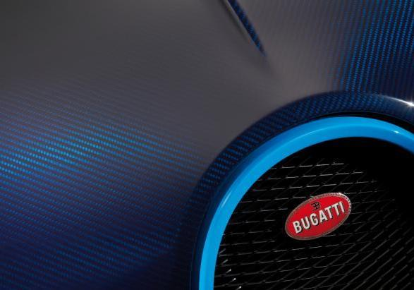Bugatti Veyron Grand Vitesse Blue Carbon 4