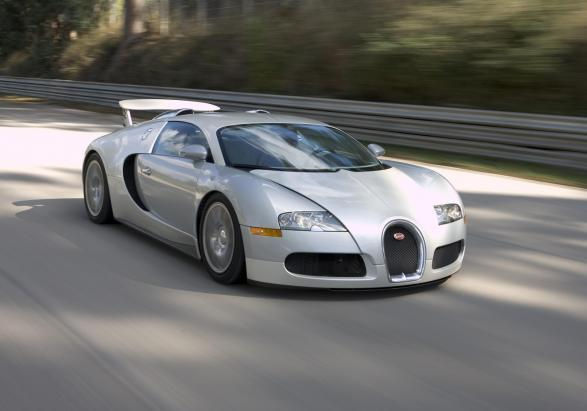 Bugatti Veyron Supersport 2