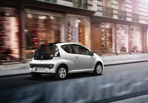 Citroen C1 Vanity Fair Vanity White