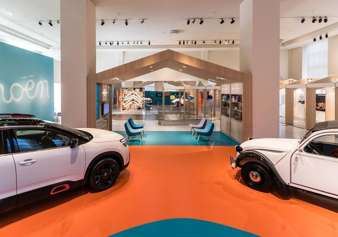 Citroen design week 2019