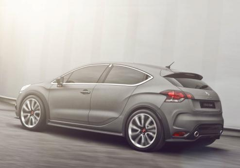 Citroen DS4 Racing Concept 2