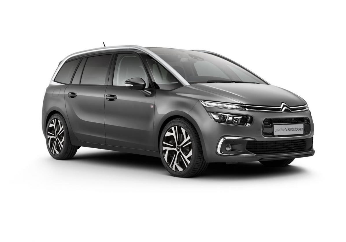 Citroen Grand C4 SpaceTourer C series 2