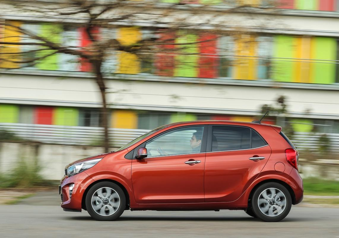Eco Weeks Kia Picanto GPL