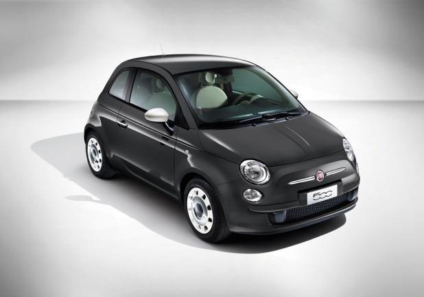 Fiat 500 my 2013 Color Therapy grigio Carrara