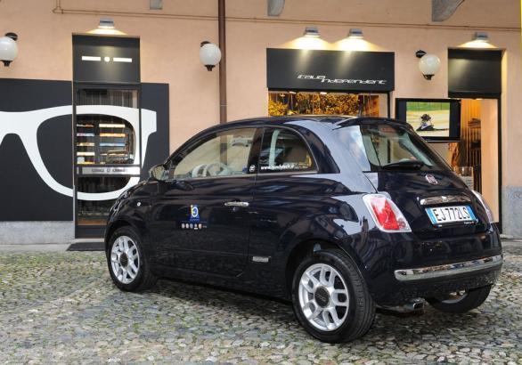 Foto Fiat 500 Autonomy Tre Quarti Posteriore Patentati