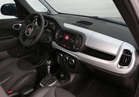 Foto Fiat 500l Beats Edition Interni Patentati