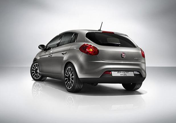 Fiat Bravo EasyPower MyLife gpl posteriore