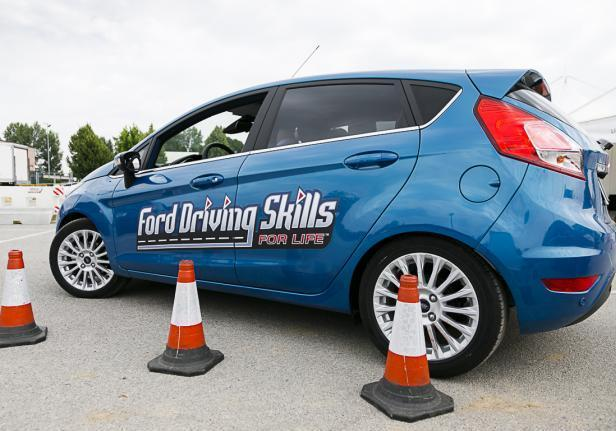 Ford Driving Skills for Life 2016
