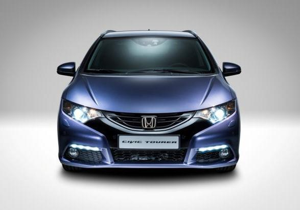 Honda Civic Tourer anteriore