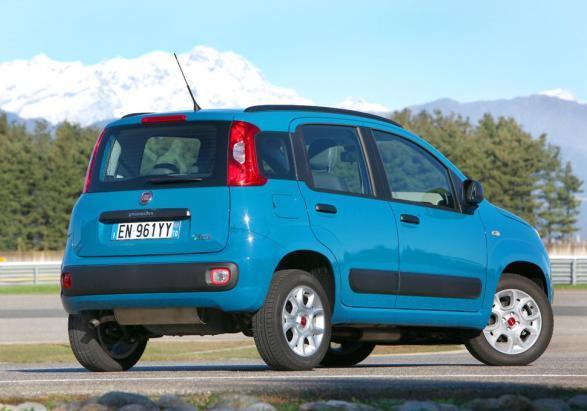 Incentivi auto Fiat Panda Natural Power