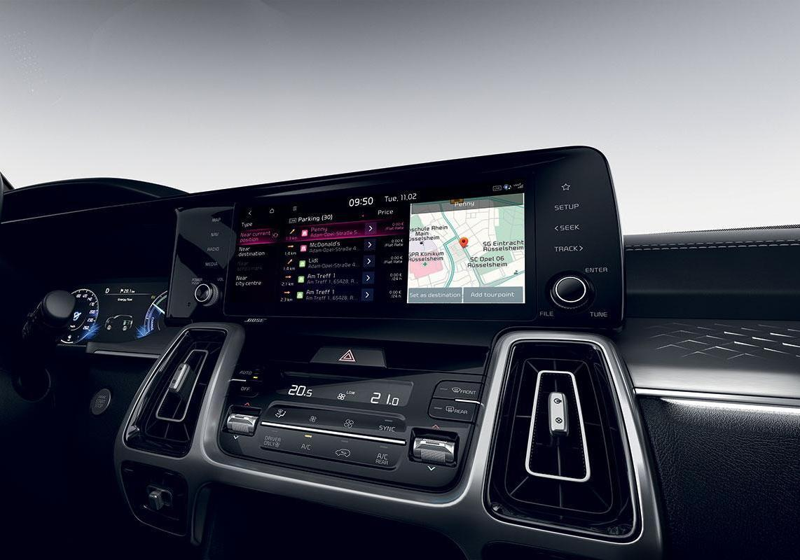 Kia UVO Connect 2