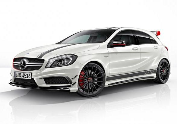 Mercedes Classe A 45 AMG Edition 1