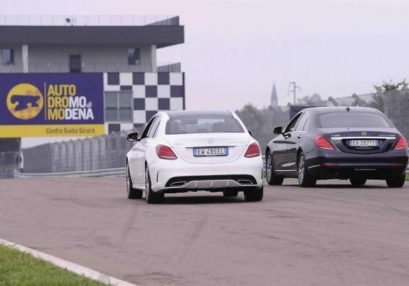 Foto Mercedes Classe C Hybrid Patentati