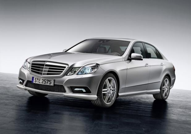 Mercedes E200 NGT BlueEFFICIENCY