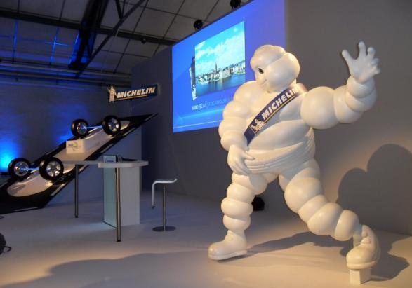 Michelin Total Performance Tour 2012 Bibendum