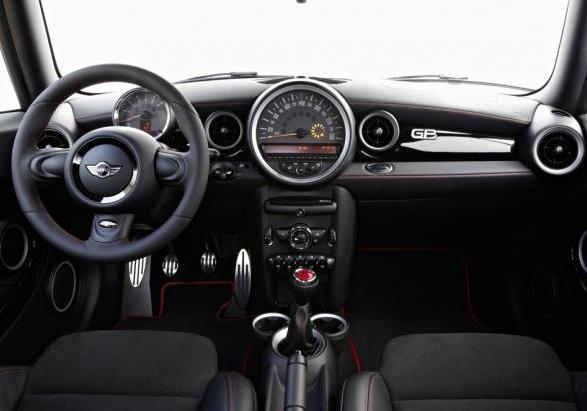 Mini JCW GP interni