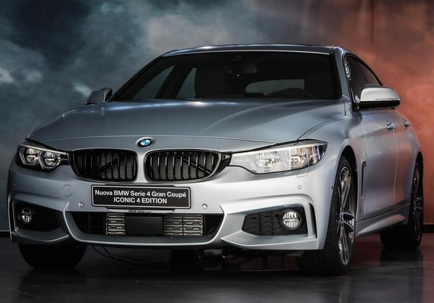 Nuova BMW Serie 4 ICONIC EDITION 4