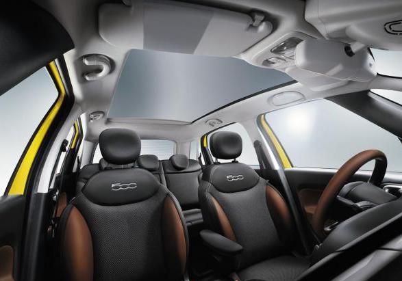 Foto Nuova Fiat 500l Trekking Tetto Panoramico Patentati