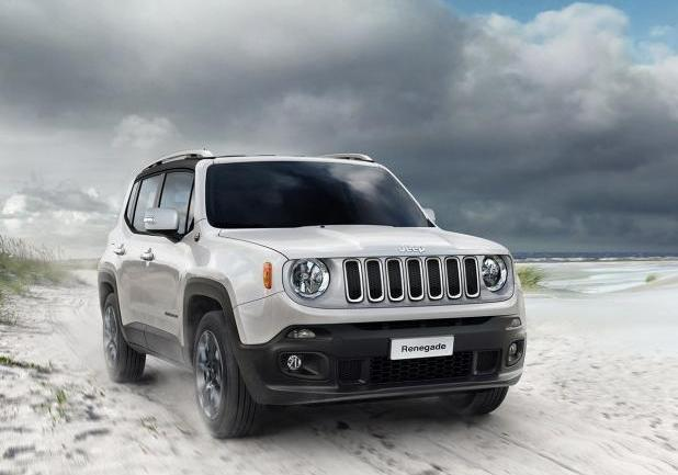 Nuova Jeep Renegade Opening Edition