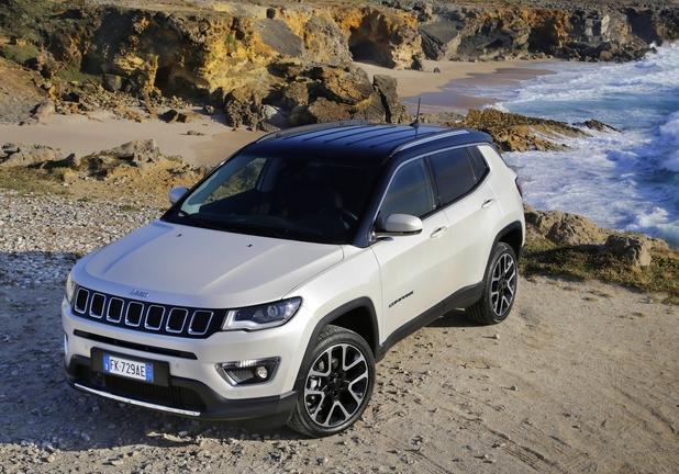 Nuova Jeep Compass, motori e dettagli della nuova SUV ...