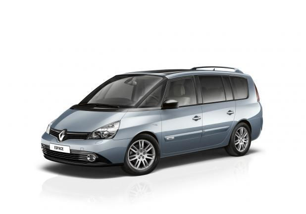 Nuova Renault Espace restyling 2013