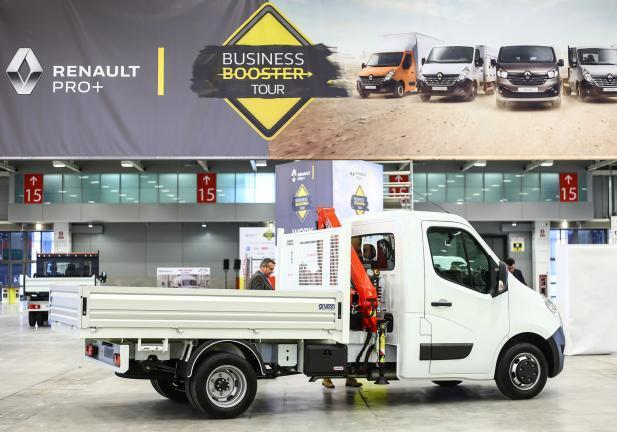 Renault Buisness Booster Tour 2016 3