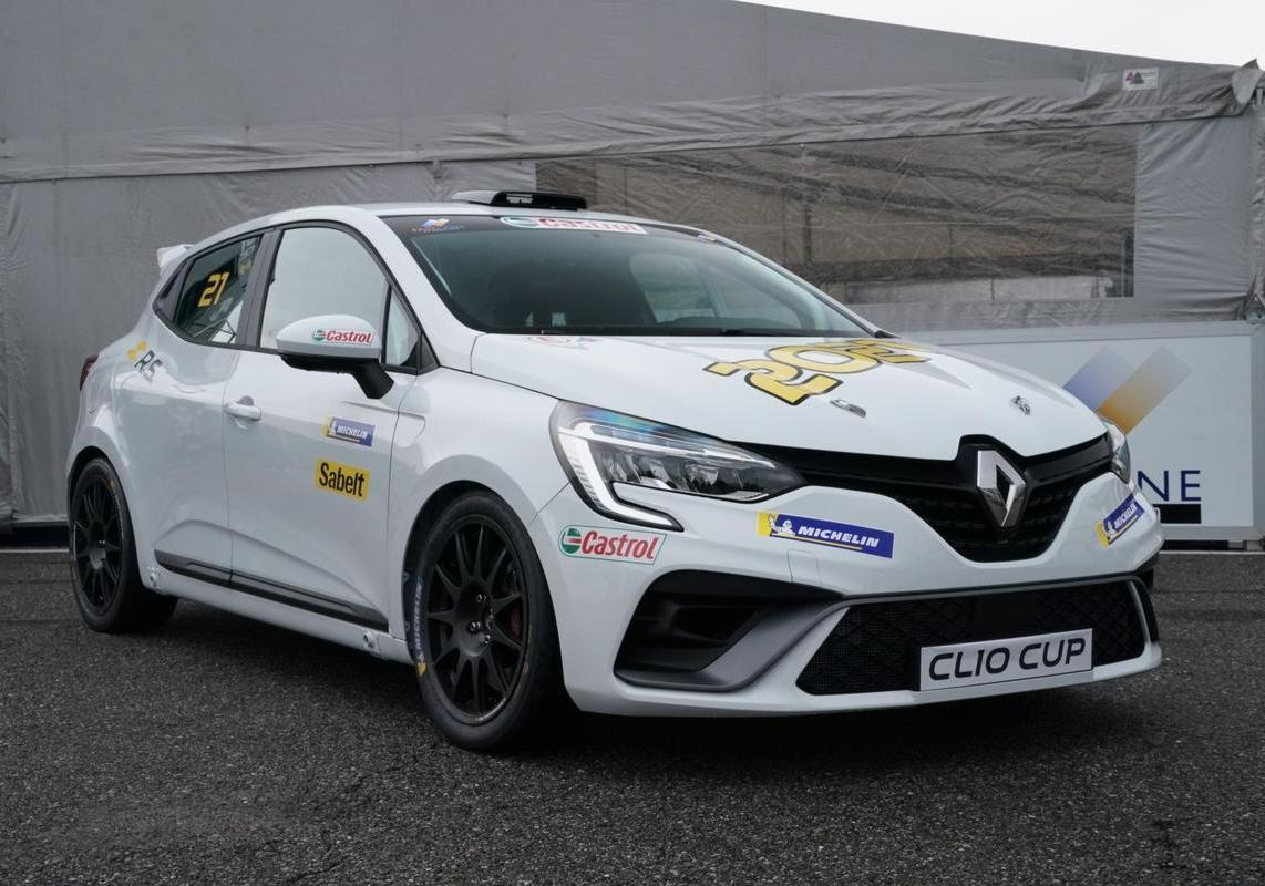 renault clio cup 2020 2