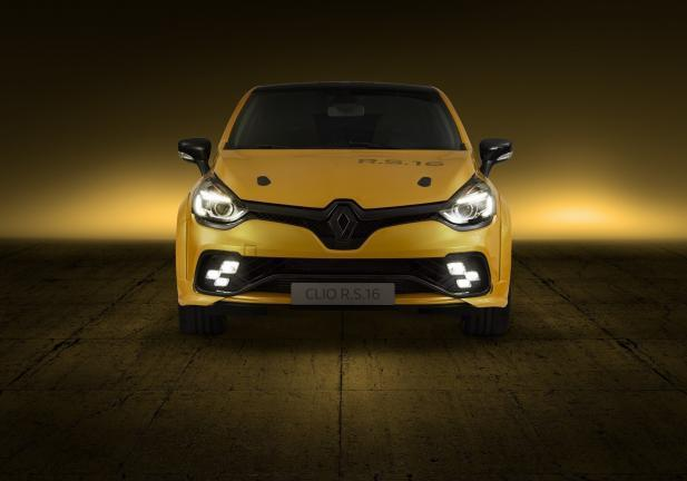 Renault Clio RS 275 frontale