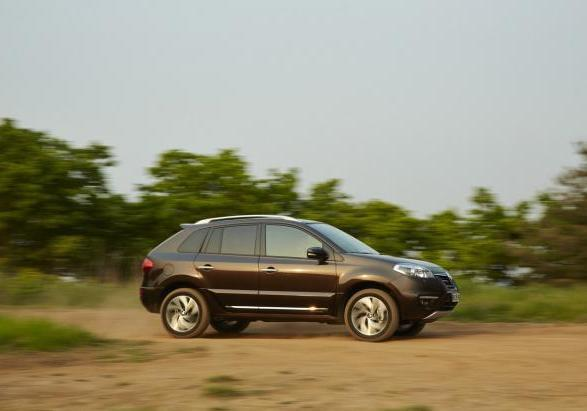 Renault Koleos my 2014 laterale