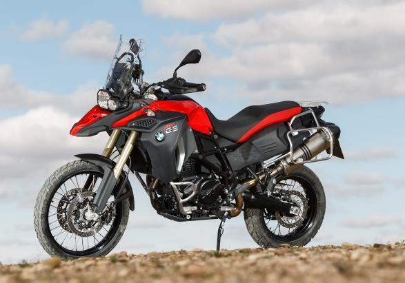 Revisione motocicli BMW F 800 GS