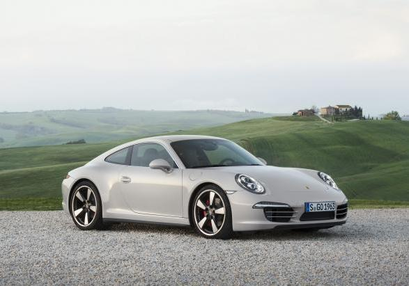 Salone di Francoforte 2013 Porsche 911 50 Years Edition