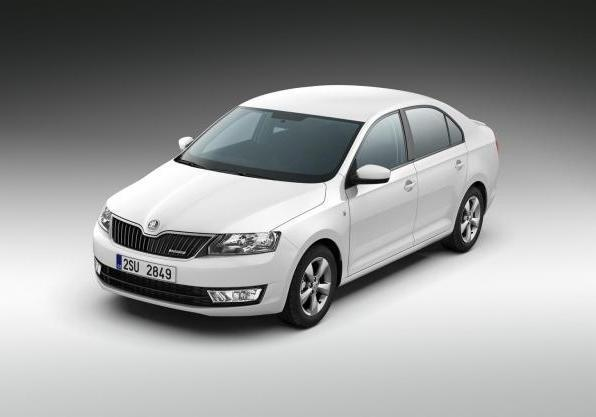 Skoda Rapid GreenLine