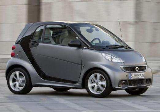 Smart Fortwo restyiling 2012 3